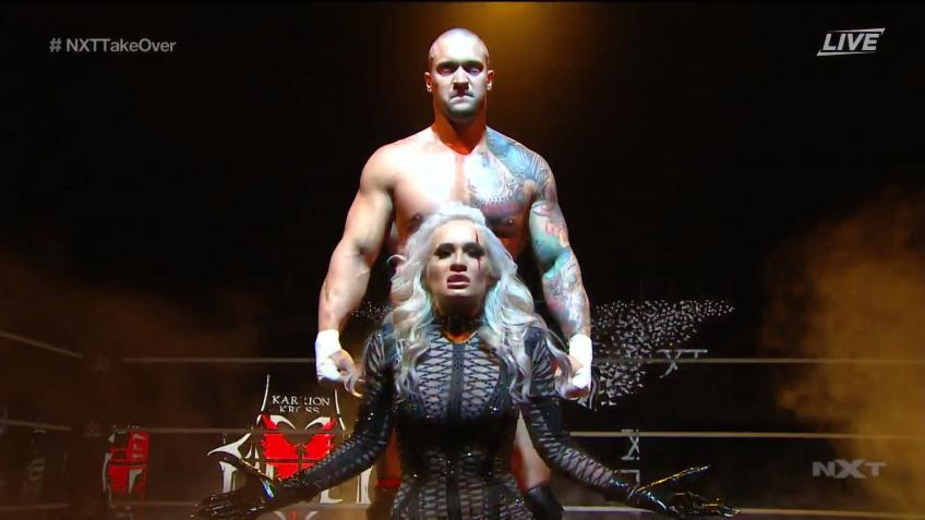 Karrion Kross Set for Action on NXT, Other Matches Announced