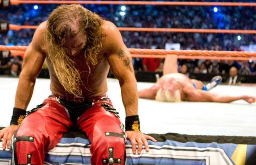 Former WWE referee comments on Shawn Michaels' attitude