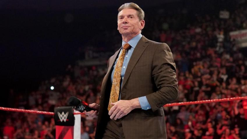 A show about Vince McMahon is coming