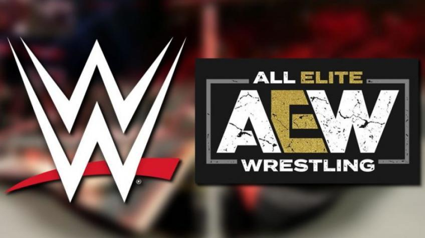 Several AEW superstars have a test match with WWE