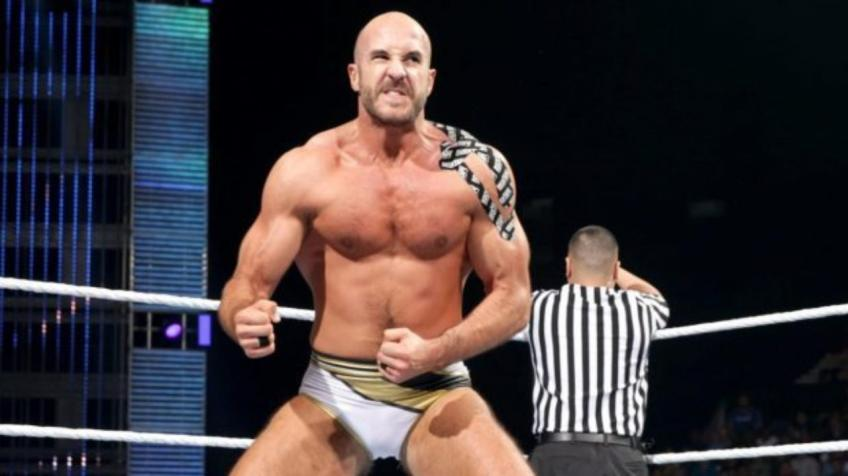 Former WWE star suggests WWE to bet on Cesaro