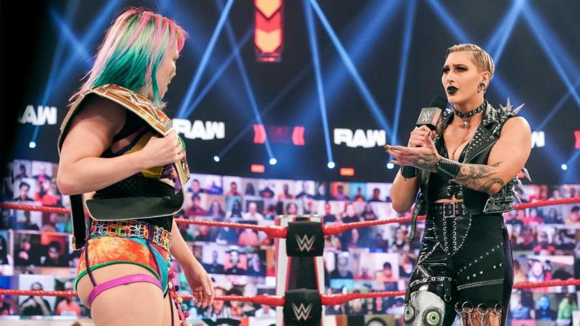 Vince Russo criticizes a huge match from Raw
