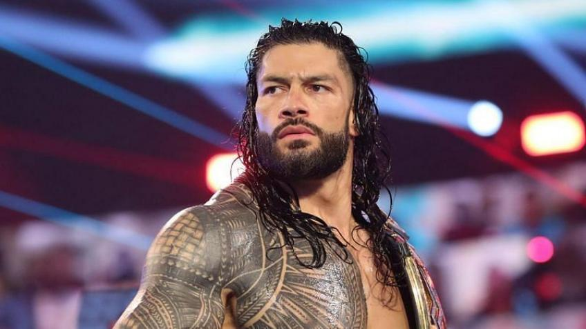 Drew McIntyre pays tribute to Roman Reigns