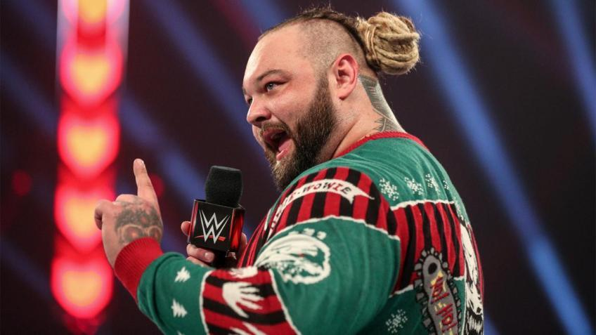 Bray Wyatt's disappearance turns out to be a mystery