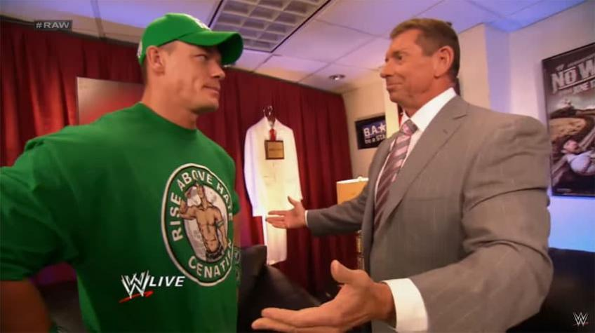 John Cena opens up on his potential WWE return
