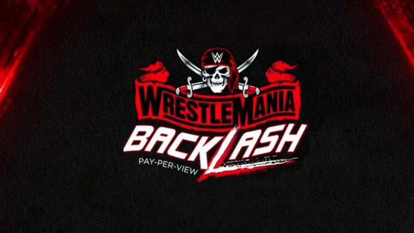 WWE has changed plans for the Wrestlemania Backlash main event