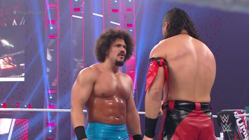 Carlito discusses his relationship with Shawn Michaels