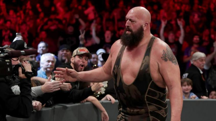 The Big Show wanted to be the new Andre The Giant