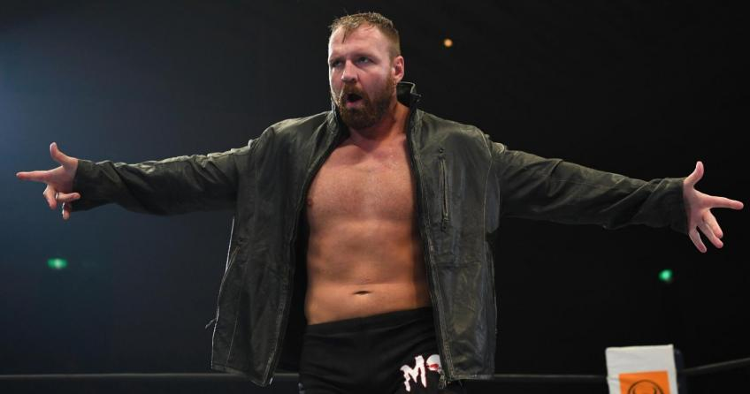 Jon Moxley on Feeling Bad Almost All The Time