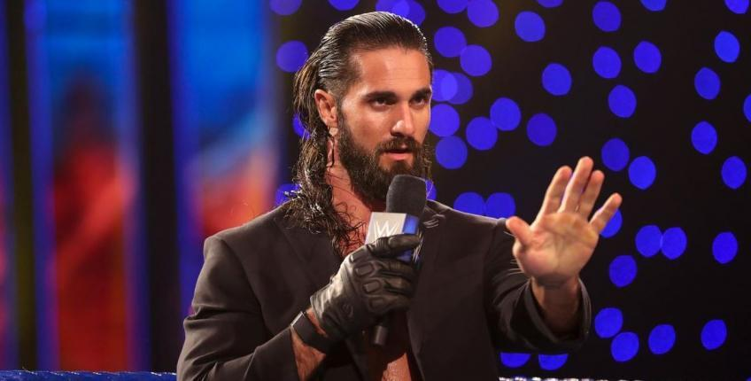 Seth Rollins explains the reasons for his intervention at WrestleMania Backlash
