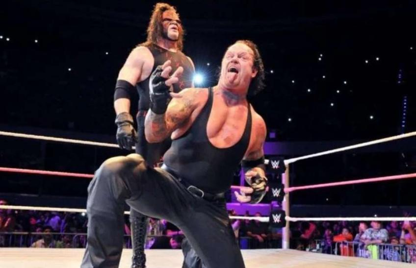 Former WWE star on working with The Undertaker and Kane