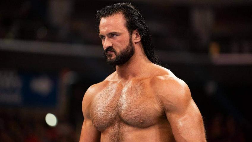 Drew McIntyre responds strongly to a WWE superstar