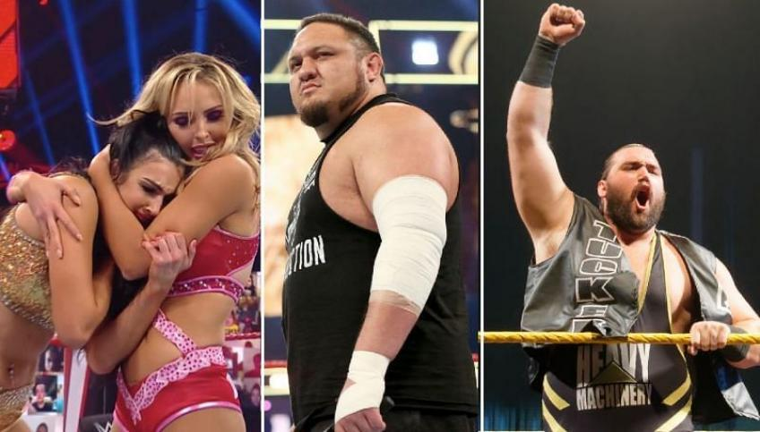 WWE may release other stars in the future