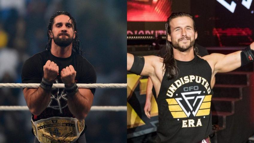 Adam Cole and Seth Rollins on the Possibility of Teaming Together