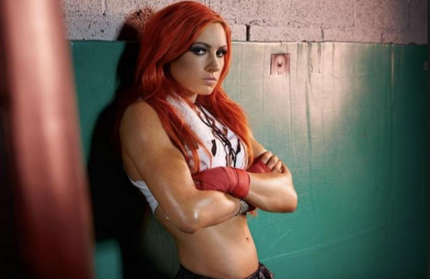 Becky Lynch became Sister Abigail in a promo a few years ago