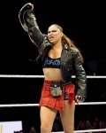 Ronda Rousey on Family Expansion