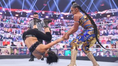 *Spoiler*: Bayley vs Bianca Belair in Hell in a Cell match