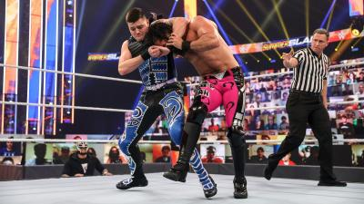 Dominik Mysterio credits Seth Rollins for his career growth