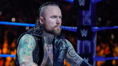 """Aleister Black: """"WWE canceled a storyline with me and The Undertaker"""""""