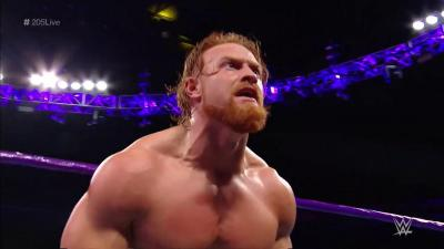 Buddy Murphy Speaks About His Physique