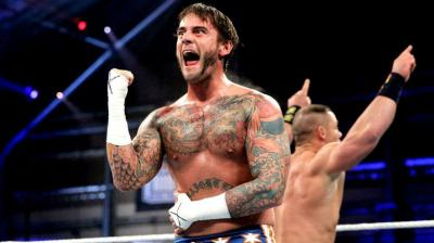 Is CM Punk in Negotiations with All Elite Wrestling?