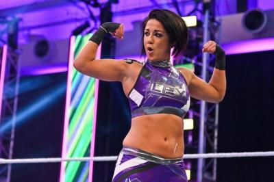 Bayley would love to challenge a famous superstar