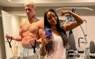 Cody Rhodes' announces birth of daughter