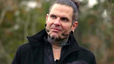 Jeff Hardy out of event after testing positive for the virus