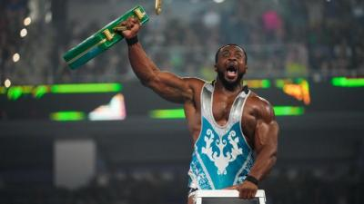 Big E reveals the two best moments of his WWE career