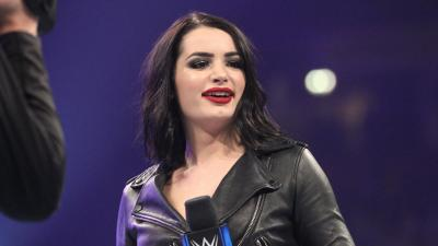 Paige: Female superstars are just as good as the men
