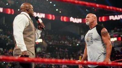Bobby Lashley believes he is the favorite at Crown Jewel
