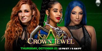 Becky Lynch explains the importance of Crown Jewel for women