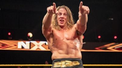 Matt Riddle: I think wanna fight John Cena