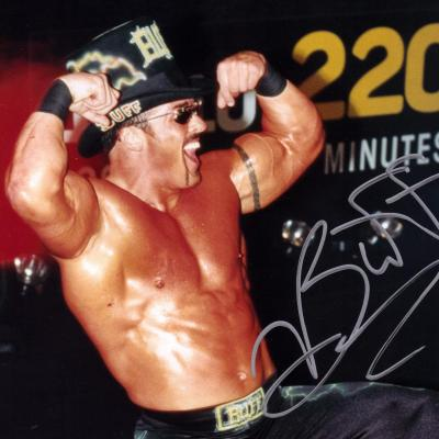 """Bischoff Wanted Bagwell to """"Die"""""""