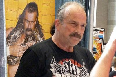 Jake Roberts on Feud with Hulk Hogan Getting Cancelled
