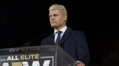 Cody Rhodes reveals Eric Bischoff's advice to him