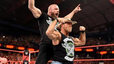 Triple H speaks about the WWE Hall of Fame induction of D-Generation X