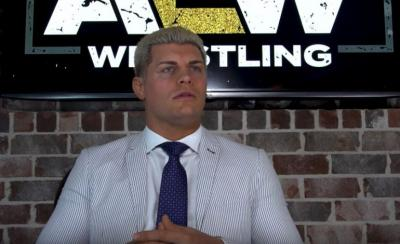 Cody Rhodes says he felt bad for promising all fans tickets to AEW event