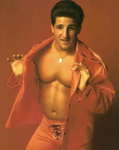 Disco Inferno laments professional wrestling' pigeon-holing in modern times