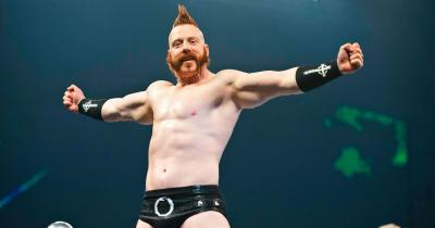 Sheamus talks about WrestleMania 35