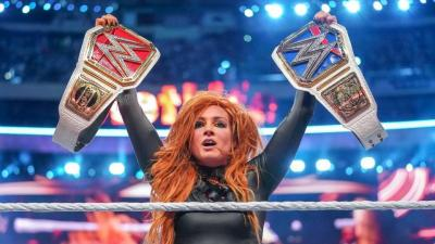 Becky Lynch discusses her win at WrestleMania