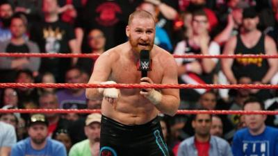 Sami Zayn reveals his contract status with WWE