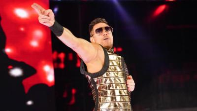 The Miz speaks about adjusting to life as a father