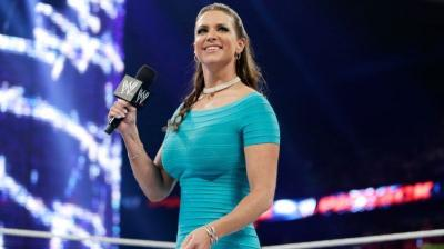 Stephanie McMahon talks about WWE's charity efforts