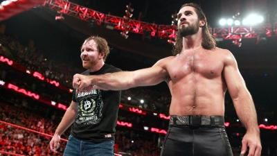 Seth Rollins reveals the last thing Jon Moxley said to him