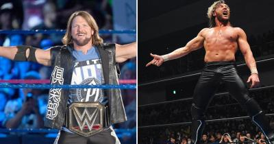 Kenny Omega remembers his workouts with AJ Styles