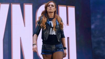 Becky Lynch discusses coming into NXT for the first time