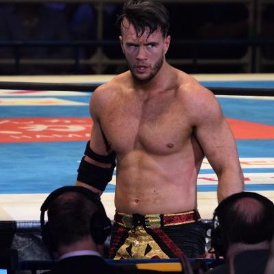Will Ospreay calls out Rollins on involving Ricochet in Twitter spat