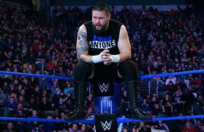 Kevin Owens speaks about King of the Ring