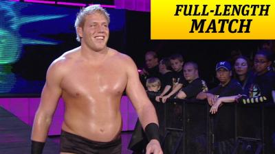 Jack Swagger on Leaving the WWE for MMA